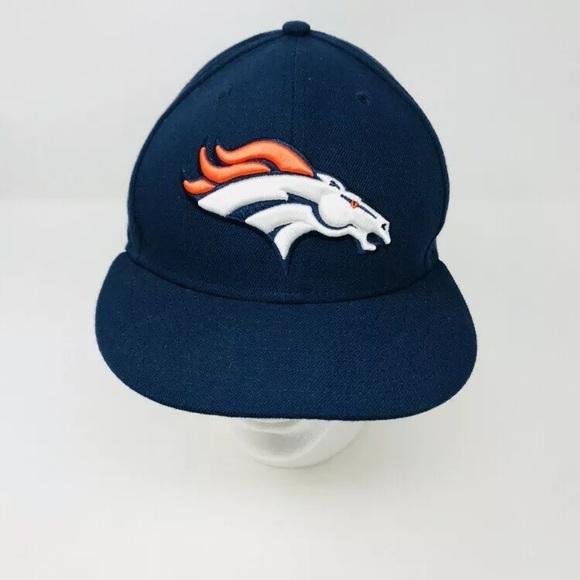 a9ae78fd4 New Era Accessories   Denver Broncos Nfl Fitted Hat Cap 7 14 ...